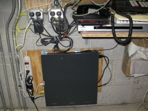 AT&T Flex T1 Mux for Voip Lines and Trunks, Wisconsin Installation, Service